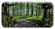 Buttermere Woods IPhone Case