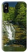 Buttermilk Falls IPhone Case