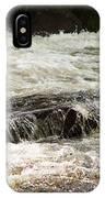 Buttermilk Falls Bubbles IPhone Case