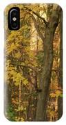 Butterscotch Autumn IPhone Case