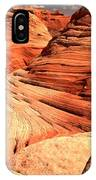 Buttes And Checkerboards IPhone Case