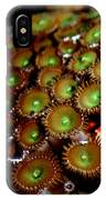 Button Polyps IPhone Case