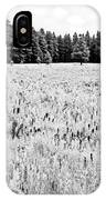 Bw Meadow IPhone Case