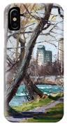 By Niagara River IPhone Case