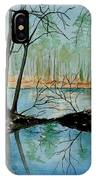 By River's Edge IPhone Case