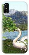 By The Lake 5 IPhone Case