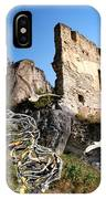 By The Ruins 21 IPhone Case