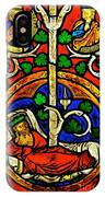 Byzantine Stained Glass IPhone Case