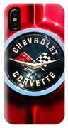 C2 Corvette Logo IPhone Case