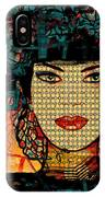 Cabaret Girl IPhone Case