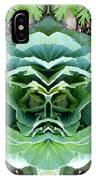 Cabbage Head IPhone Case