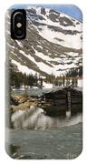 Cabin At Chinns Lake IPhone Case