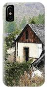 Cabin In Need Of Repair IPhone Case