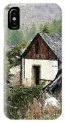 Cabin In Need Of Repair IPhone Case