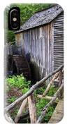 Cable Mill 3 IPhone Case