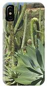 Cacti Of Koko Crater IPhone Case