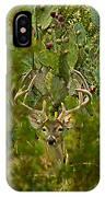 Cactus Buck IPhone Case