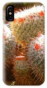 Cactus Buds IPhone Case