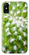 Cactus Feathers IPhone Case