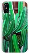 Cactus Fly By IPhone Case