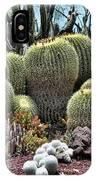 Cactus Galore  IPhone Case
