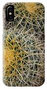 Cactus Hay IPhone Case