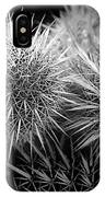 Cactus Spines IPhone Case