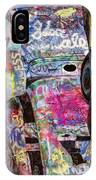 Cadillac Ranch Afternoon II IPhone Case