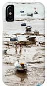 Cadiz Spain Low Tide IPhone Case