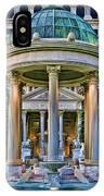 Caesar Columns IPhone Case