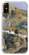 Caesarea Philippi Banias IPhone Case