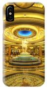 Caesar's Grand Lobby IPhone Case