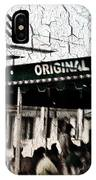 Cafe Du Monde IPhone Case