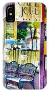 Cafe Joul IPhone Case