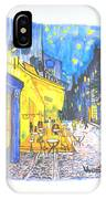 Cafe Terrace At Night - Van Gogh IPhone Case