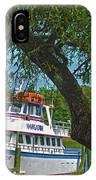 Calabash Deep Sea Fishing Boat IPhone Case