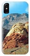 Calico Basin Nevada IPhone Case