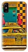 Caliente Cab Co IPhone Case