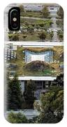California Academy Of Sciences Living Roof In San Francisco IPhone Case