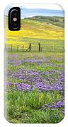 California Country IPhone Case