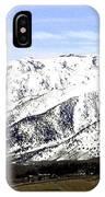 California Grandeur IPhone Case