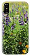 California Meadow IPhone Case