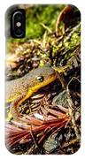 California Newt 3 IPhone Case