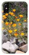 California Poppies Photograph IPhone Case