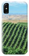 California Vineyards 2 IPhone Case