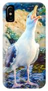 Call Of The Gull IPhone Case