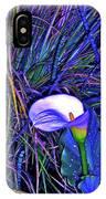 Calla Lily 4 IPhone Case
