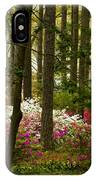 Callaway Gardens Spring Azaleas IPhone Case