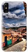 Calle De Colores IPhone Case