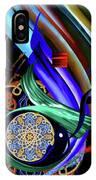 Calligraphy 107 3 IPhone Case